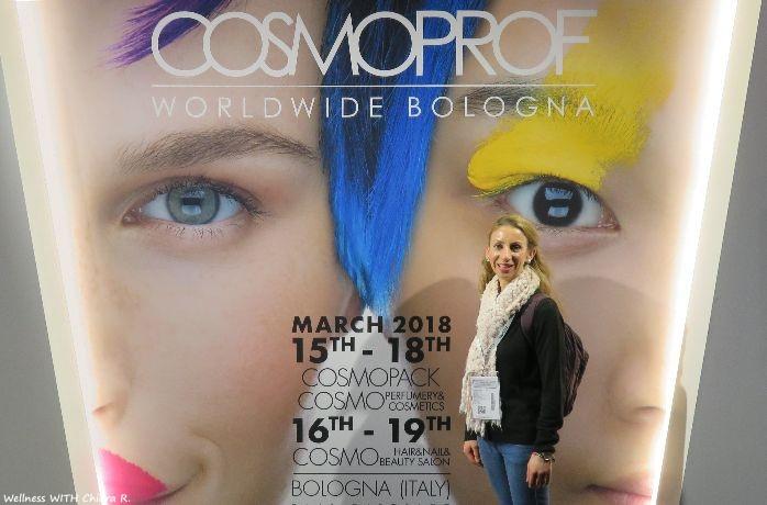 Chiara R. Cosmoprof2018