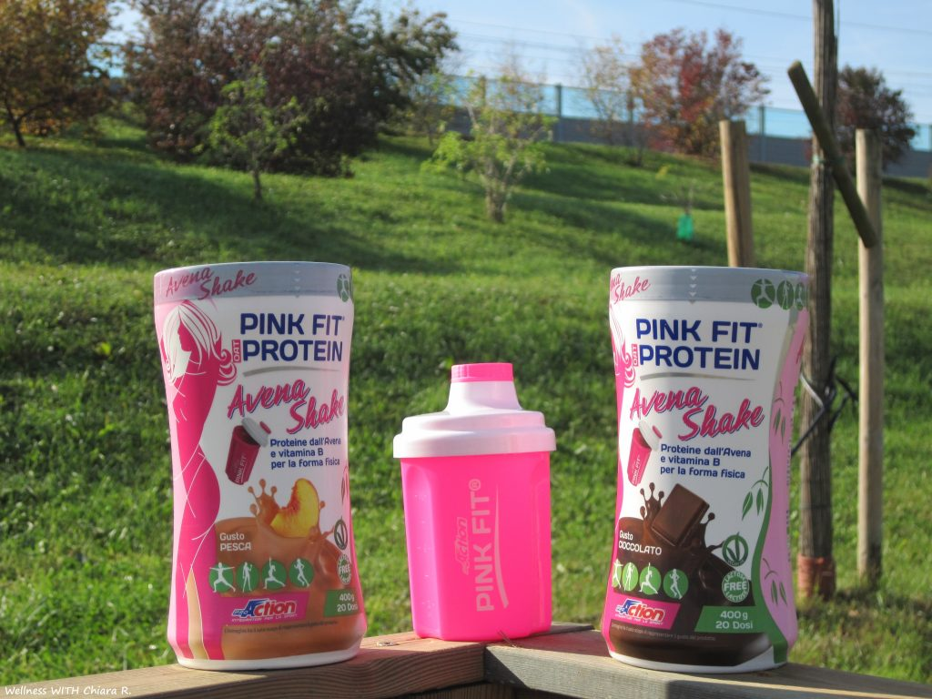 Pink Fit® OAT Protein