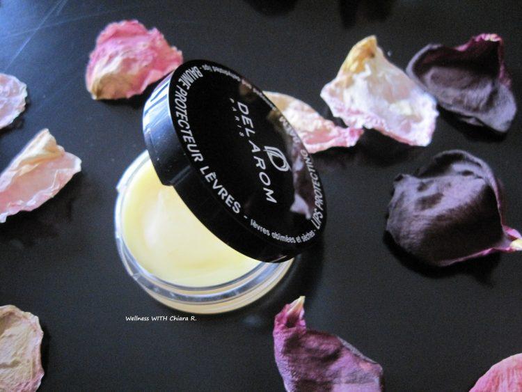 baume protecteur lèvres Delraom