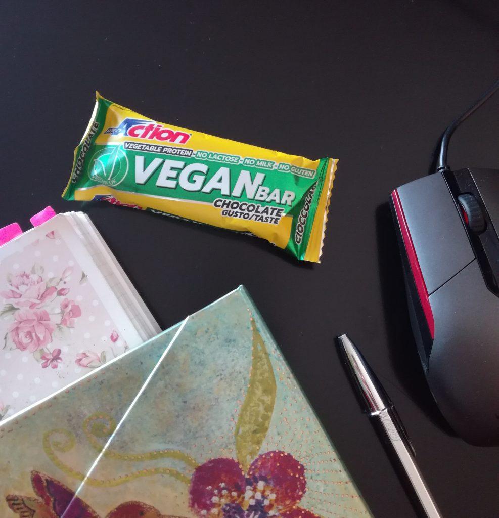 Vegan Bar - ProAction