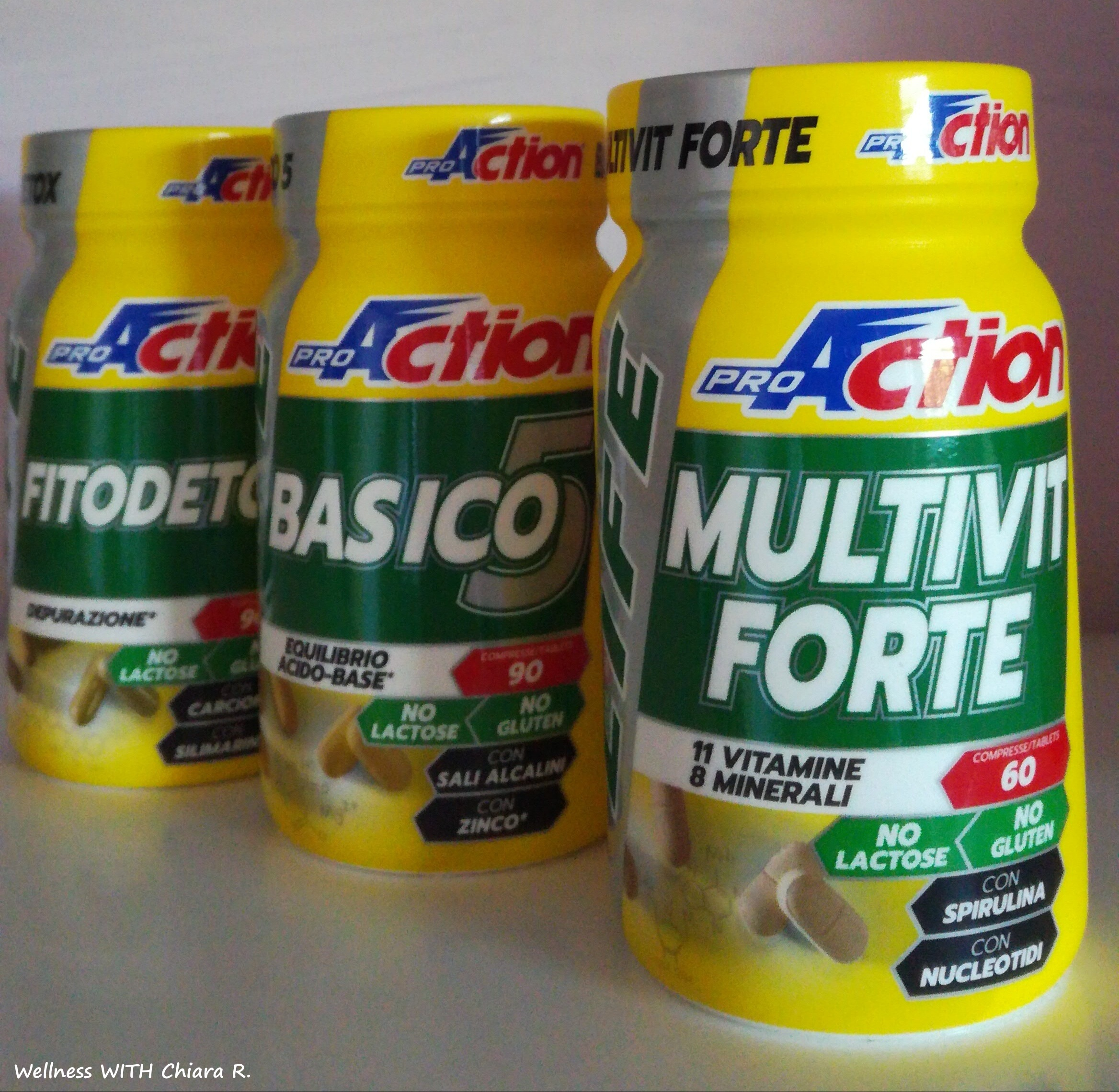 Nutraceutici ProAction