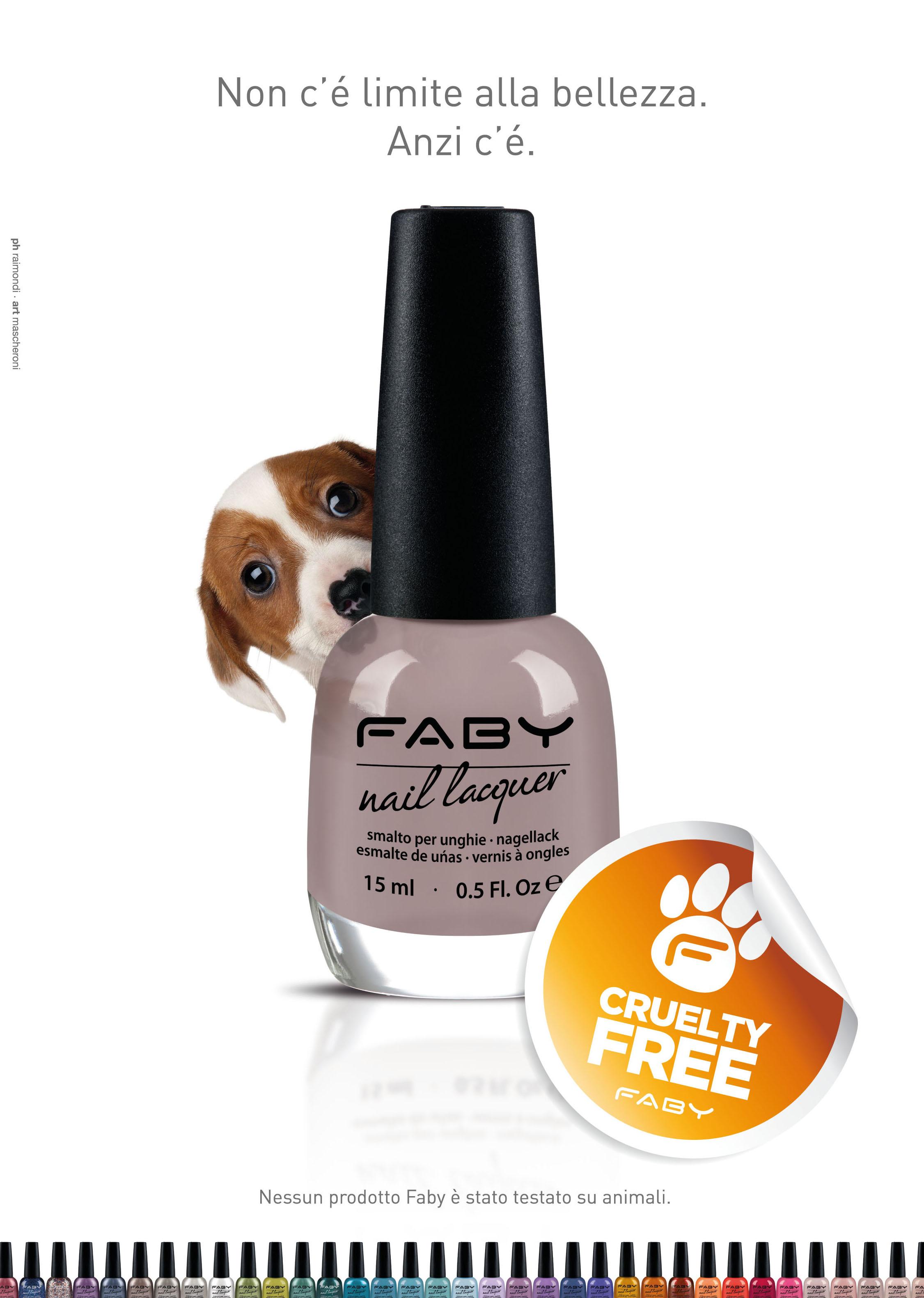 Faby Cruelty free Cane