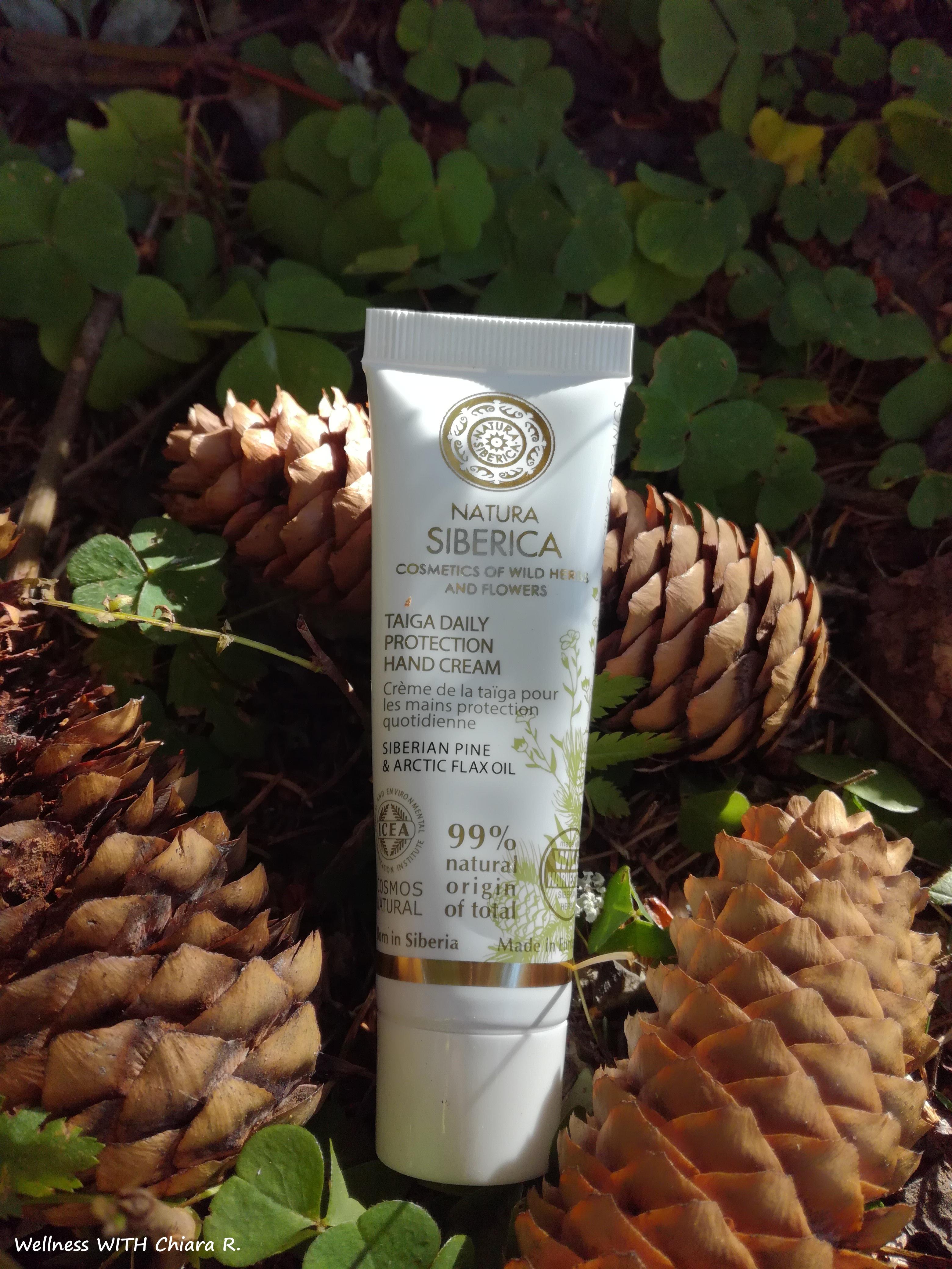 Taiga Daily Protection Hand Cream - Natura Siberica