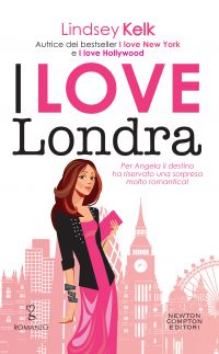 I love Londra di Lindsey Kelk