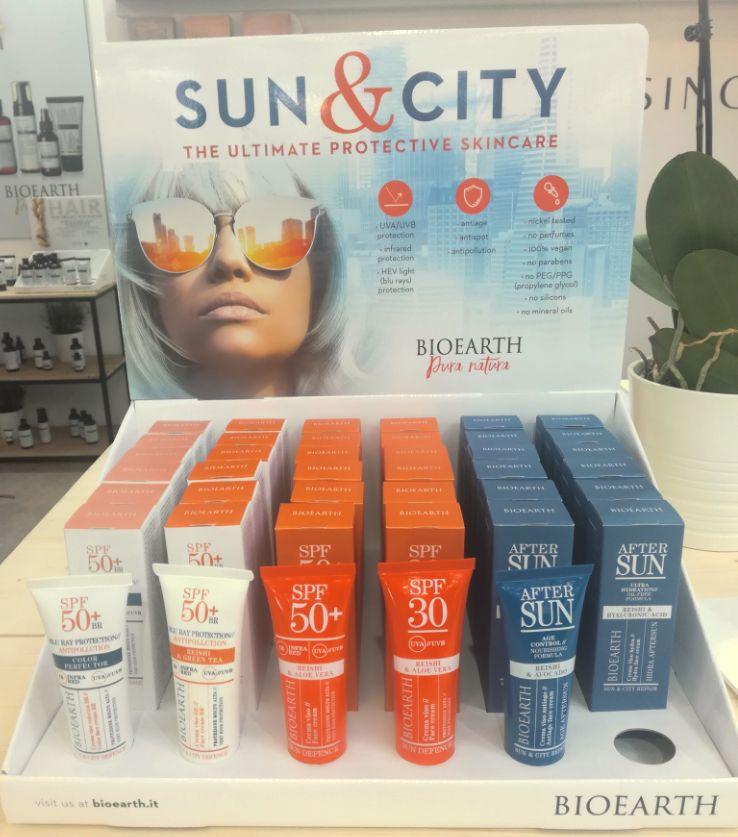 Bioearth Sun & City
