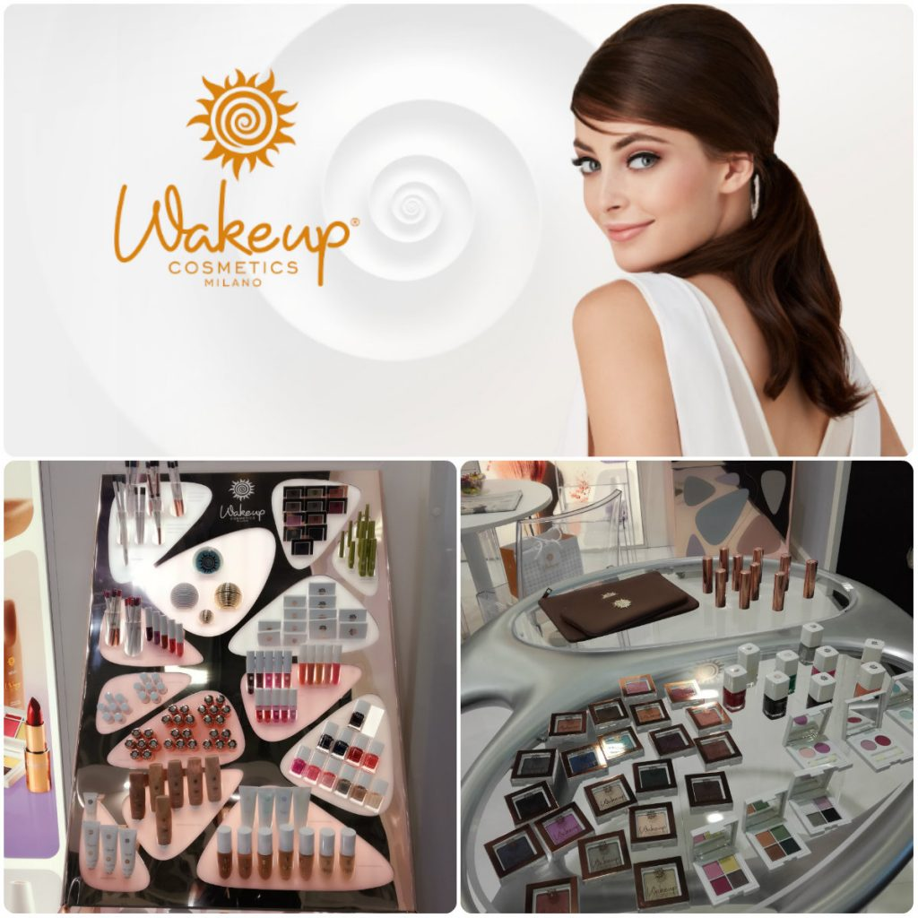 collage Wakeup cosmetics