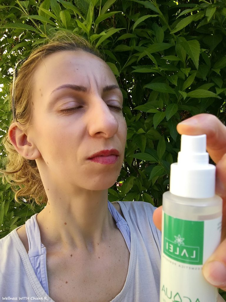 Acqua aromatizzata di menta piperita - LaLei