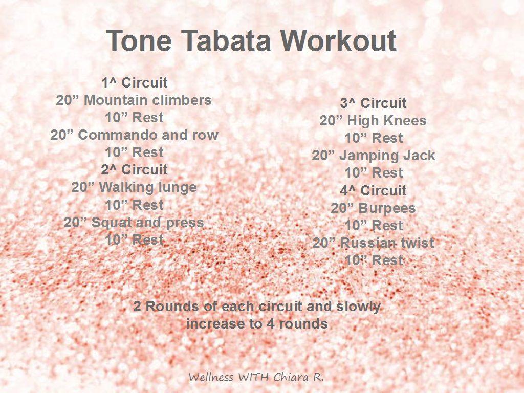 Tone Tabata
