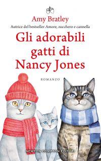 Gli adorabili gatti di Nancy Jones di Amy Bratley