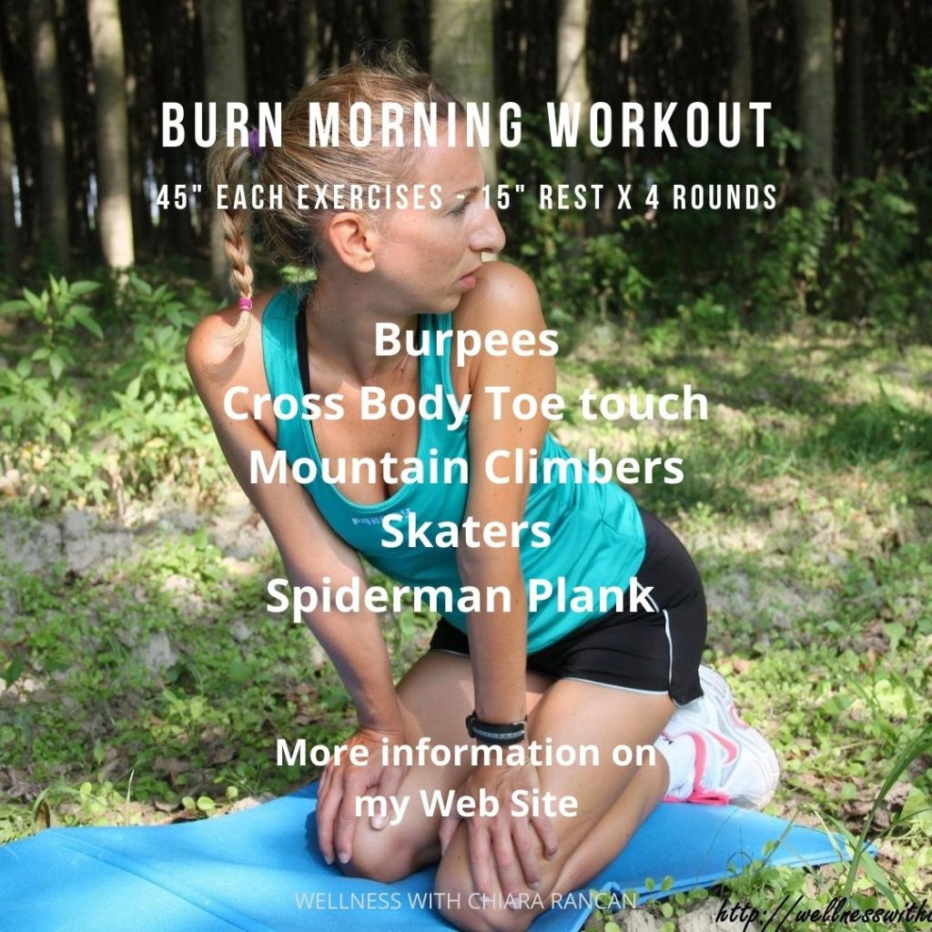Burn Morning Workout
