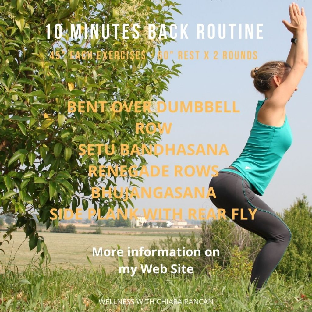 10 Minutes Back Routine
