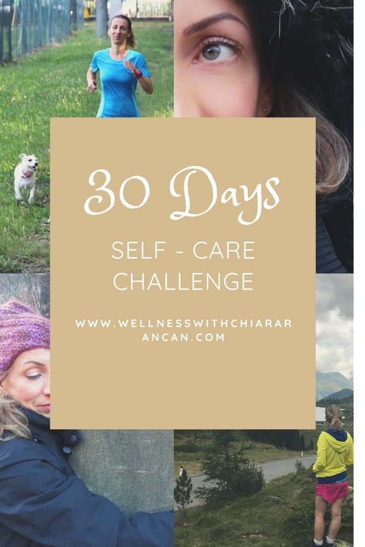30 Days Self Help Challenge copertina