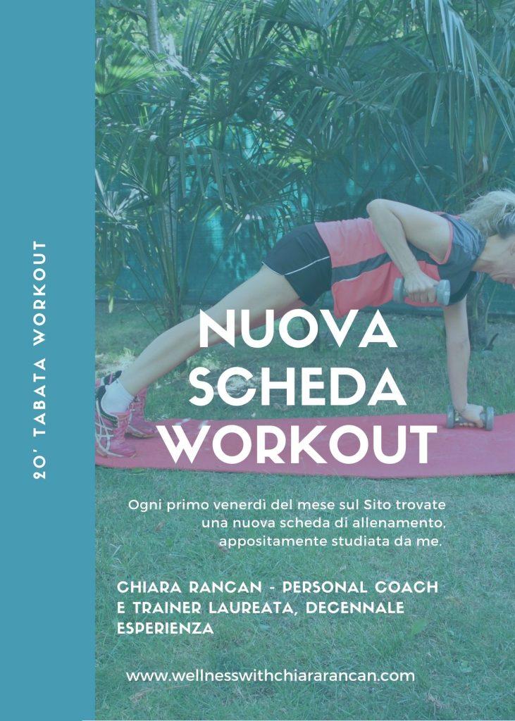 20 Minutes Tabata Workout