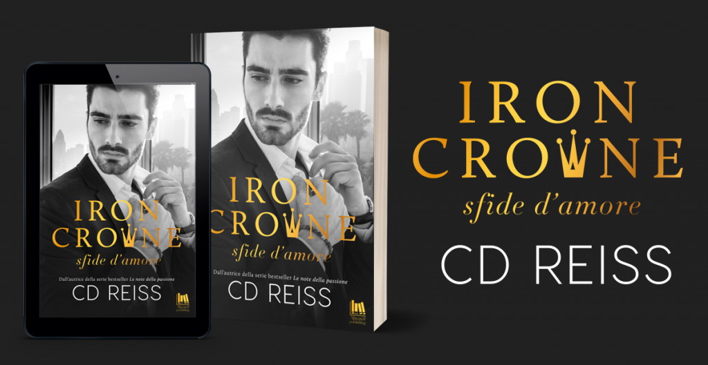 Iron Crowne Sfide d'amore di CD Reiss